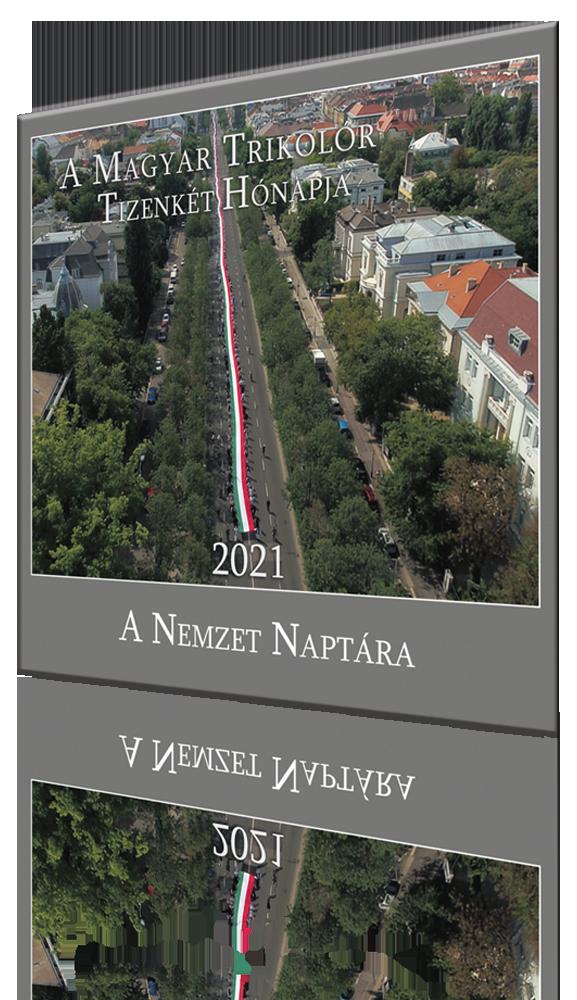 2021 naptar